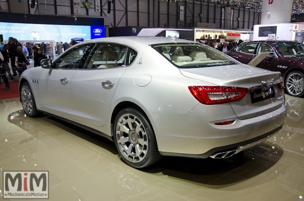 Maserati Quattro Porte | Salon automobile genève 2013