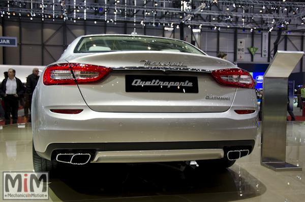 Maserati Quattro Porte | Salon automobile genève 2013_2