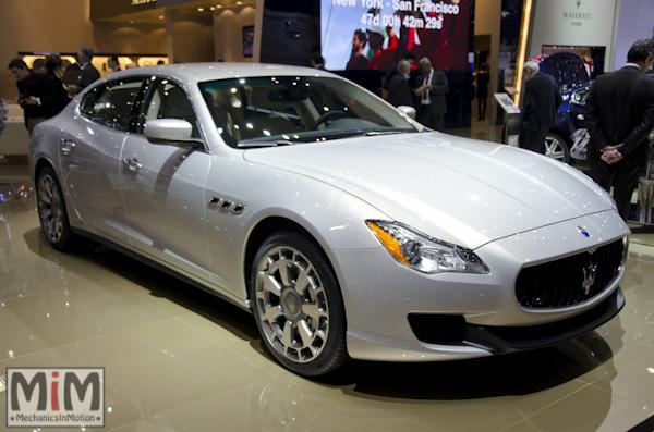 Maserati Quattro Porte | Salon automobile genève 2013_3