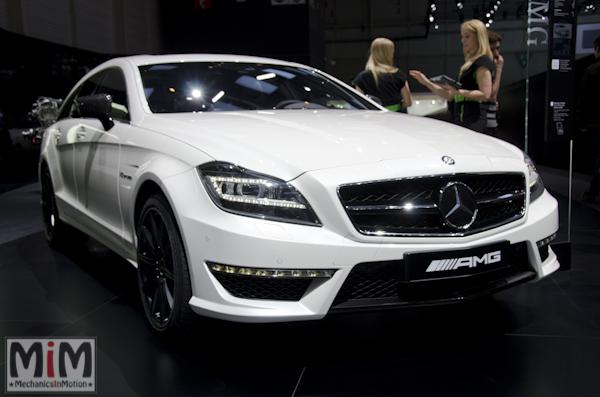 Mercedes CLS AMG | Salon automobile genève 2013_2