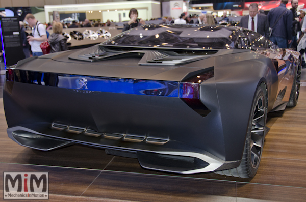 Peugeot Onyx | Salon automobile genève 2013_2