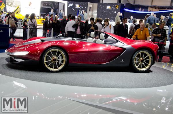 Pininfarina Sergio | Salon automobile genève 2013