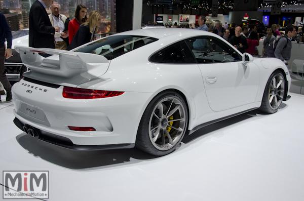 Porsche 911 GT3 type 991 | Salon automobile genève 2013_2