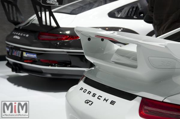 Porsche 911 GT3 type 991 | Salon automobile genève 2013_3