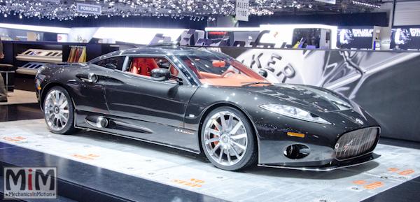 Spyker C8 Aileron | Salon automobile genève 2013