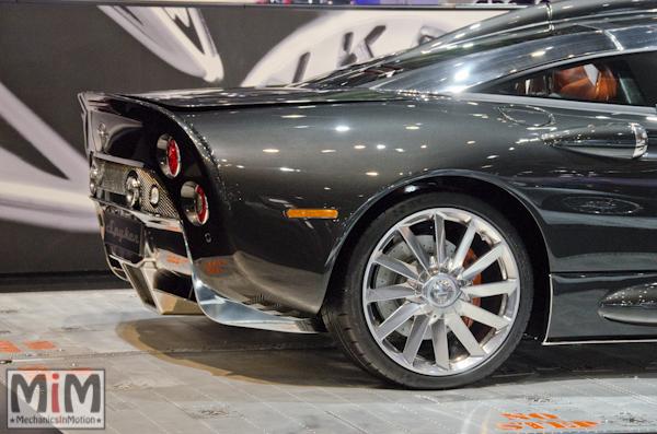 Spyker C8 Aileron | Salon automobile genève 2013_4