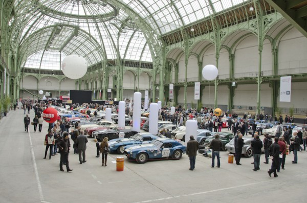 Tour Auto Optic 2000 – 2013 au Grand Palais