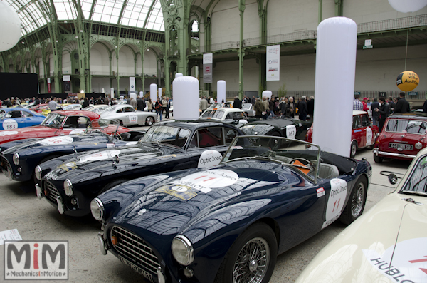 Tour Auto Optic 2000 - 2013 Grand Palais - AC ACE Bristol 1957