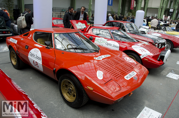 Tour Auto Optic 2000 - 2013 Grand Palais - Lancia Stratos de 1972