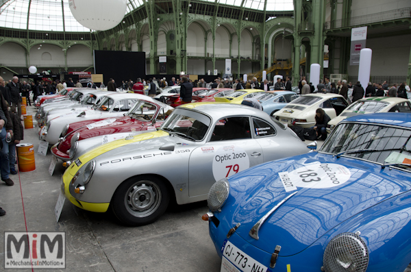 Tour Auto Optic 2000 - 2013 Grand Palais - Porsche 356 C 1965