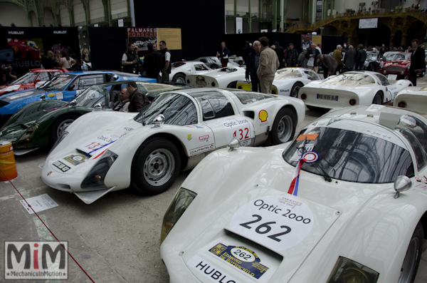 Tour Auto Optic 2000 - 2013 Grand Palais - Porsche 906 de 1966
