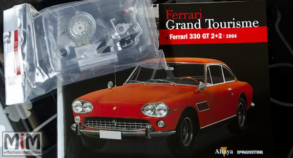 32-Altaya Ferrari Enzo 1:10 - Ferrari 330 GT 2+2