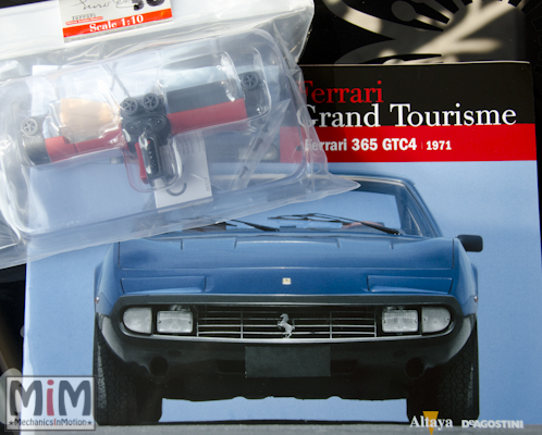 36-Altaya Ferrari Enzo 1:10 - Ferrari 365 GTC4