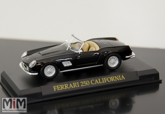 Hachette GT Collection Ferrari 250 GT California