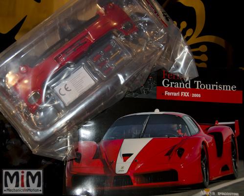 46-Altaya Ferrari Enzo 1:10 - Ferrari FXX de 2005