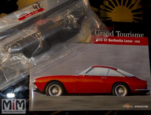 47-Altaya Ferrari Enzo 1:10 - Ferrari 250 GT Lusso de 1962