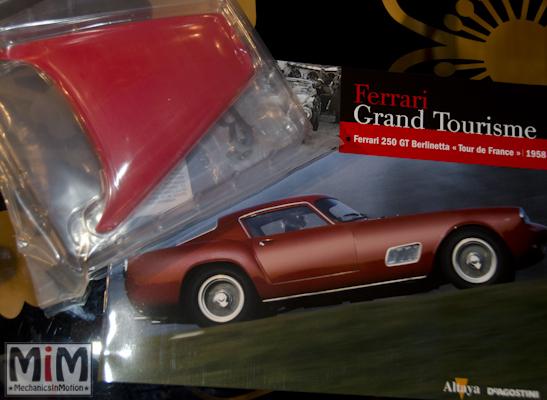 49-Altaya Ferrari Enzo 1:10 - Ferrari 250 GT Tour de France de 1958