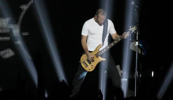 Nickelback Concert paris Bercy 2013_5