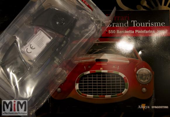 55-Altaya Ferrari Enzo 1:10 - Ferrari 250 Mille Miglia de 1953