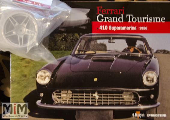 60-Altaya Ferrari Enzo 1:10 - Ferrari 410 Superamerica de 1956