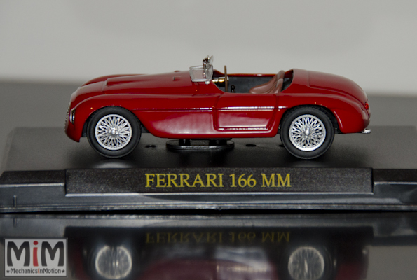Hachette GT Collection Ferrari 166MM