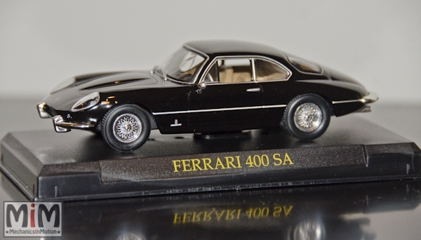 Hachette GT Collection Ferrari 400 Superamerica