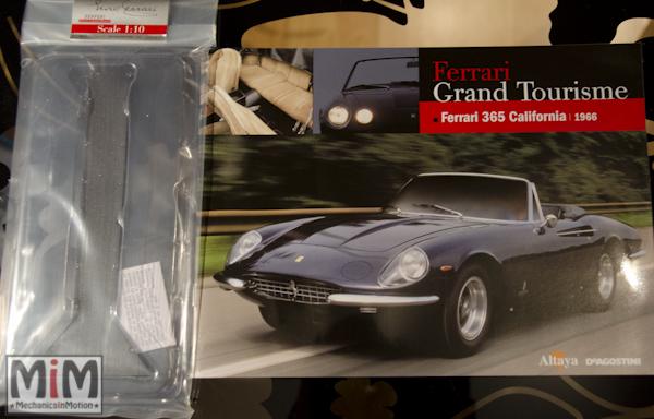 64-Altaya Ferrari Enzo 1:10 - Ferrari 365 California