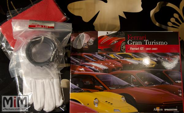65-Altaya Ferrari Enzo 1:10 - Ferrari GT