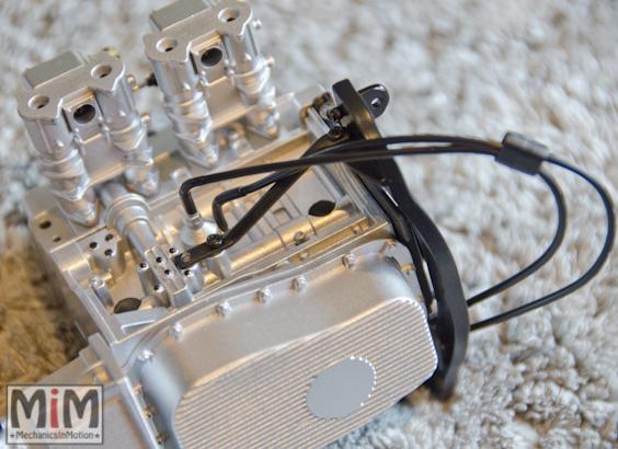 Montage Alpine Renault A110 1600S berlinette - étape 2g