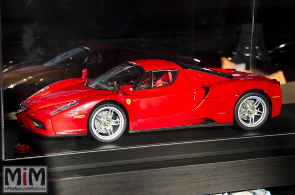 Montage Ferrari Enzo 1:10 Altaya - final2