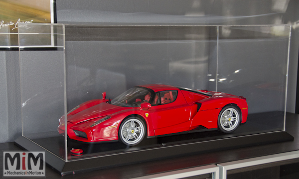 Montage Ferrari Enzo 1:10 Altaya - final3