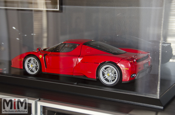 Montage Ferrari Enzo 1:10 Altaya - final5