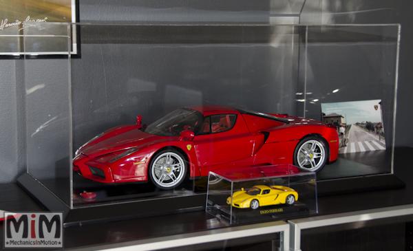 Montage Ferrari Enzo 1:10 Altaya - final6