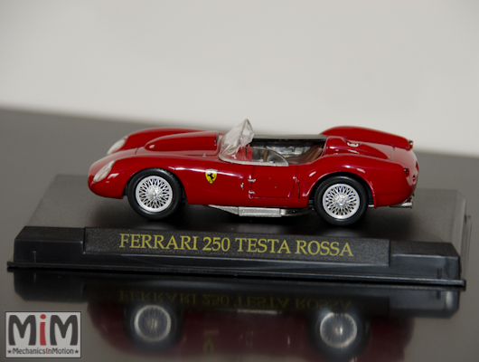 Hachette GT Collection Ferrari 250 Testarossa