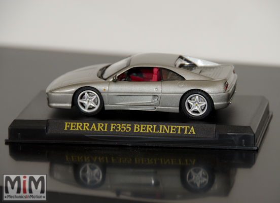 Hachette GT Collection Ferrari F355 berlinetta