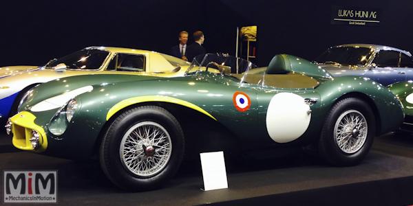 Aston Martin DB3S 1956
