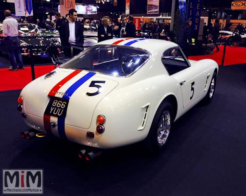 Salon Retromobile 2014 Ferrari 250 GT SWB Aluminium Berlinetta Competizione 1960