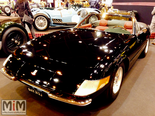 Ferrari 365 GTS:4 Daytona Spyder de 1971