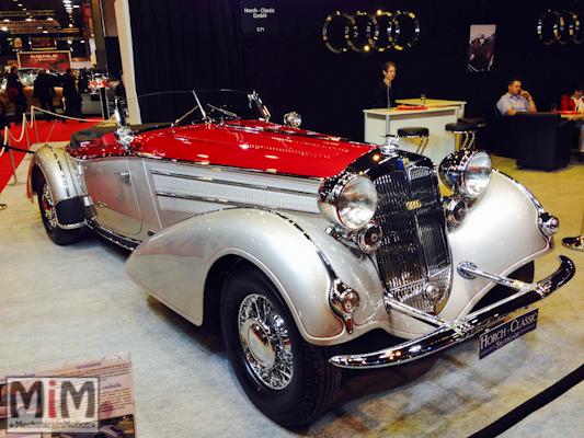 Horch 853 Special Roadster de 1936
