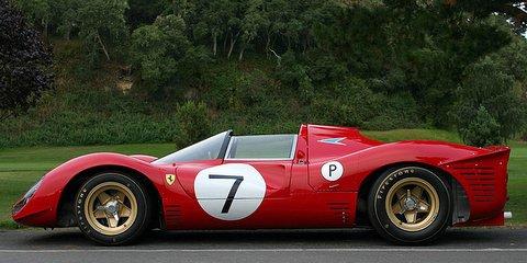 1967 Ferrari 330 P4 #0856