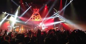 Fall Out Boy Zenith 2014