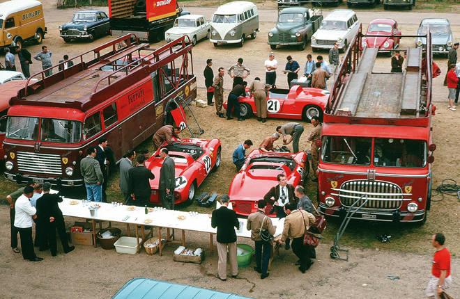 Fiat 642 RN2 Bartoletti Ferrari Transporter (1957-60)-3