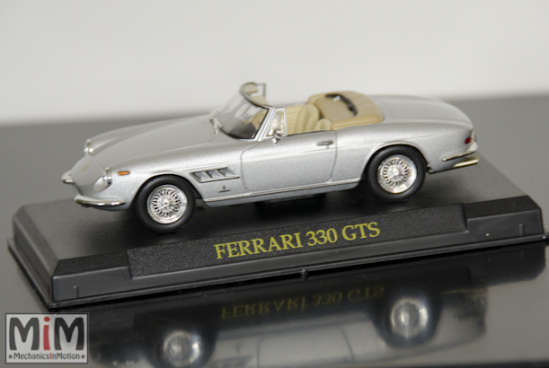 Hachette GT Collection Ferrari 330 GTSHachette GT Collection Ferrari 330 GTS