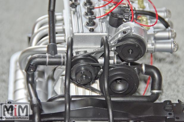 Montage Alpine Renault A110 1600S berlinette - étape 3g