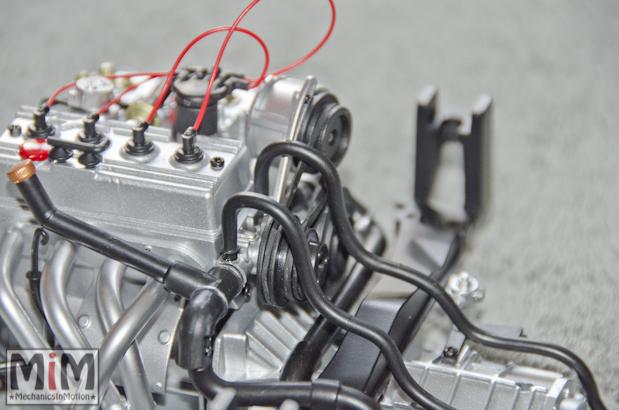 Montage Alpine Renault A110 1600S berlinette - étape 3h