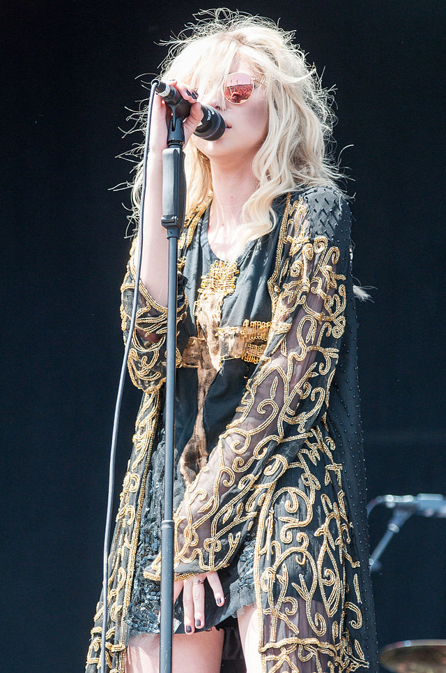 The Pretty Reckless Taylor Momsen 2014