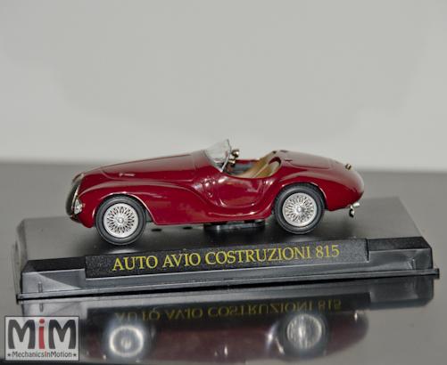 Hachette GT Collection Auto Avio Construzione