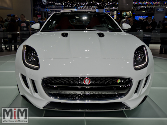 Jaguar F-Type R Coupé - Geneva 2014-4