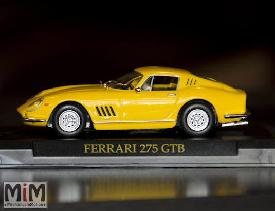 Hachette GT Collection Ferrari 275 GTB