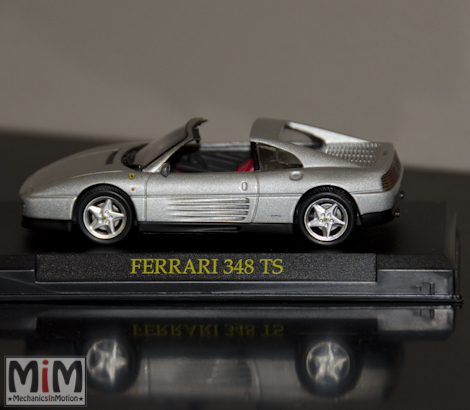 Hachette GT Collection Ferrari 348 TS
